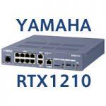 YAMAHAルーターRTX1210のシリアルコンソールケーブル