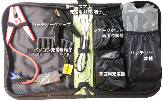 BESTEK 多機能ジャンプスターター MRCS001-JP