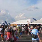 本日と明日、日米友好祭が横田基地にて開催中!夜9時まで