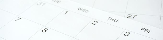 ANA陸マイラーがやることリスト。月間スケジュールカレンダー