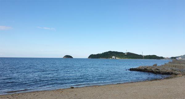 香川県 津田の松原