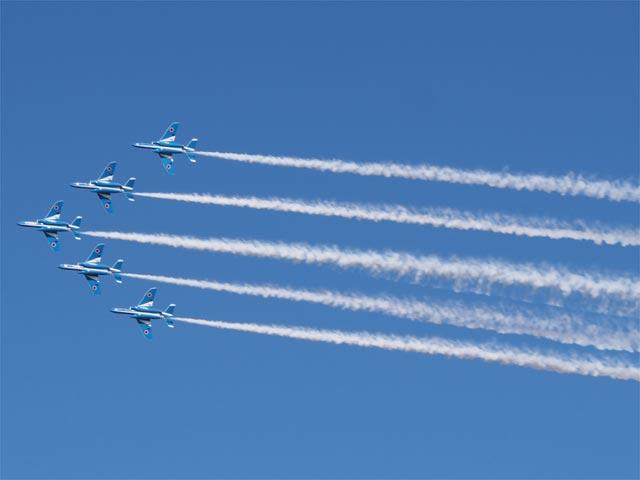 入間基地航空祭2017 チェンジ・オーバー・ターン