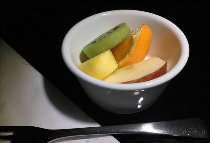 軽食としてのフルーツ
