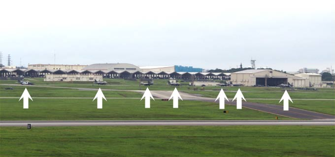 嘉手納基地にF-22が暫定配置