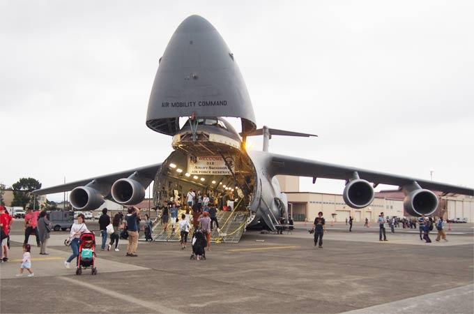 C-5 ギャラクシー