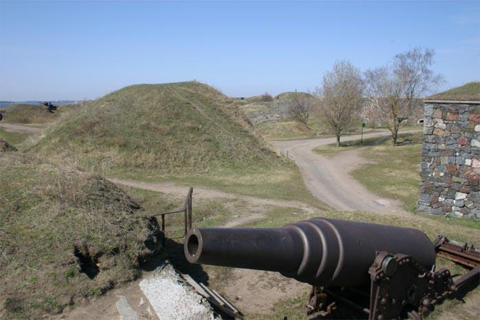 スオメンリンナ島(Fortress of Suomenlinna)