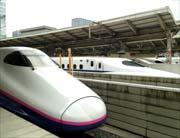 新幹線での出張