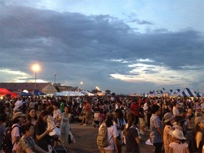 横田基地 日米友好祭