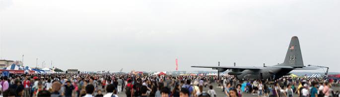日米友好祭 タイトル