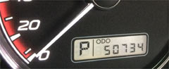 オドメーター、走行距離計