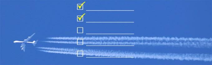 特典航空券を使って旅行するときのやることスケジュールリスト