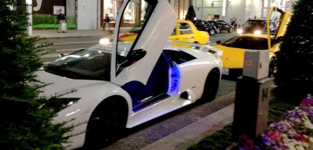 高級車の例