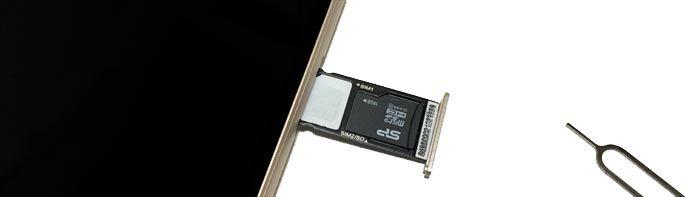 タブレット用にモッピー経由でBIGLOBEの格安SIMを契約。