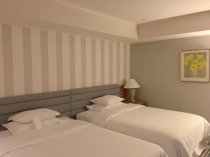 シェラトン・グランデ・オーシャンリゾート クイーンズファミリー 2ベッドルーム