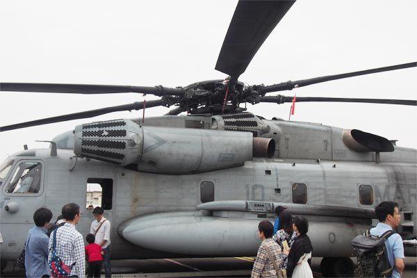 CH-53 大型ヘリコプター