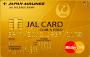 JAL CARD(MASTER) CLUB-Aゴールドカード