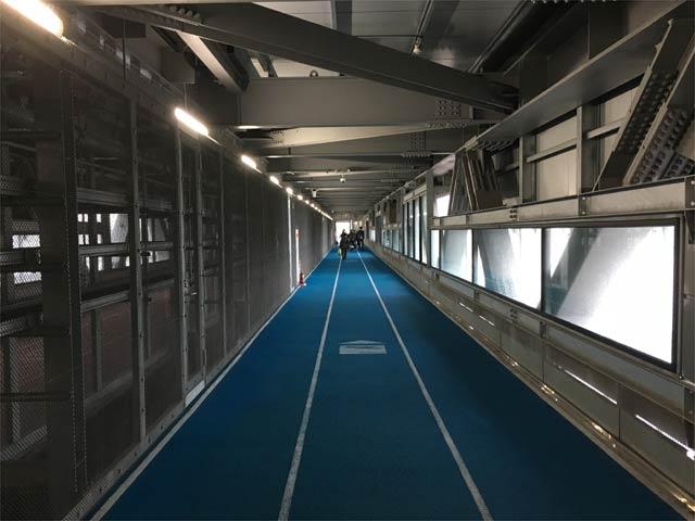 成田空港第3ターミナル 連絡ブリッジ
