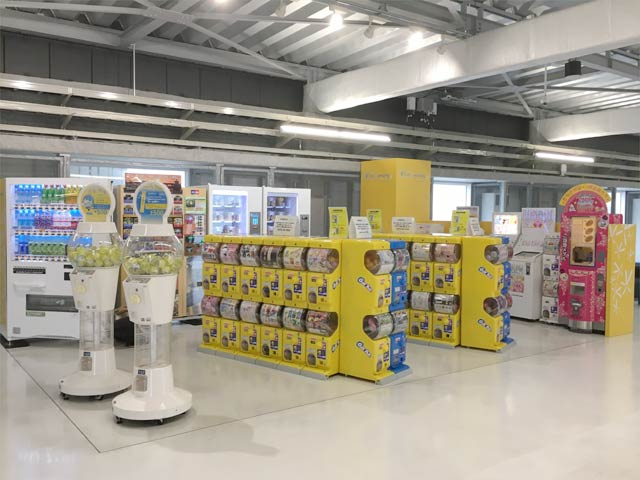 成田空港 第3ターミナルサテライト V store vending