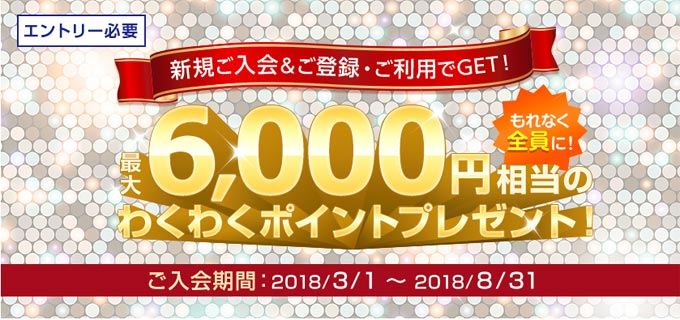 セディナゴールドカード 入会キャンペーン