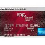 陸マイラーが年会費34,100円ものspg AMEXカードを持つ理由とは?
