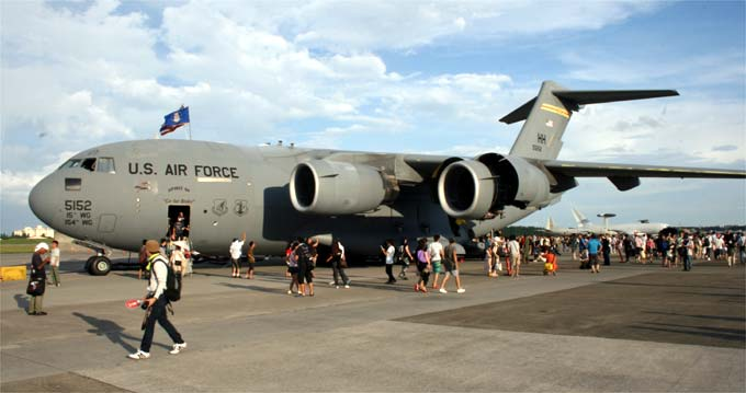 C-17 グローブマスターIII