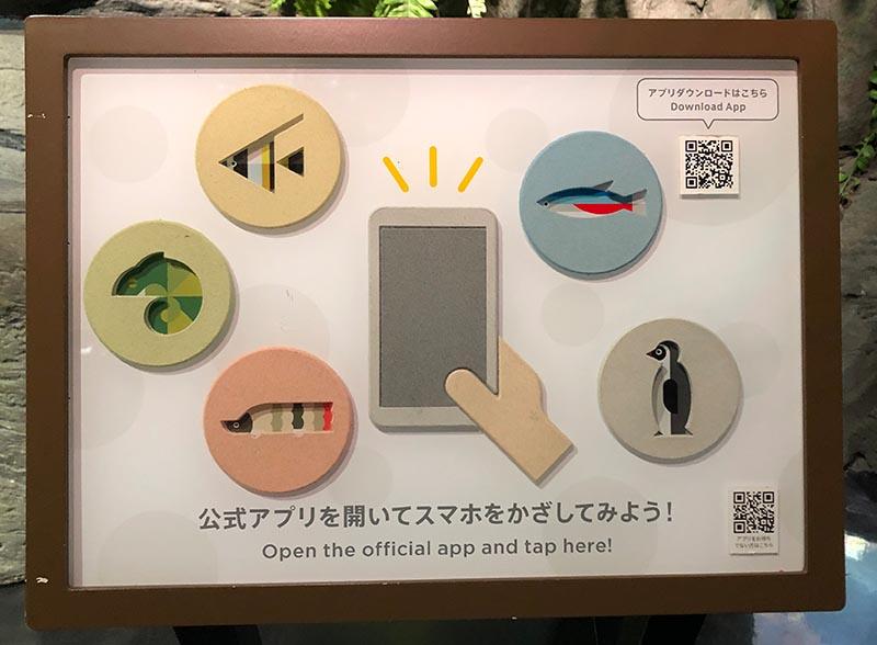 DMMかりゆし水族館 専用アプリ